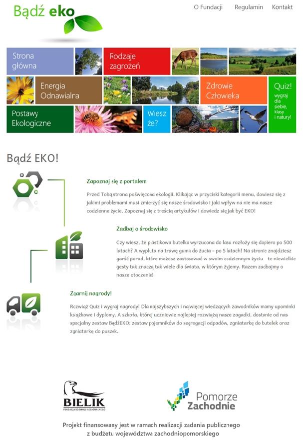 Bądź EKO - serwis ekologiczny