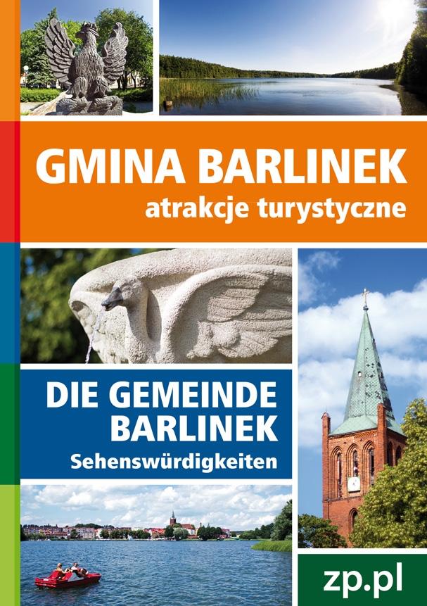 Gmina Barlinek - okładka folderu
