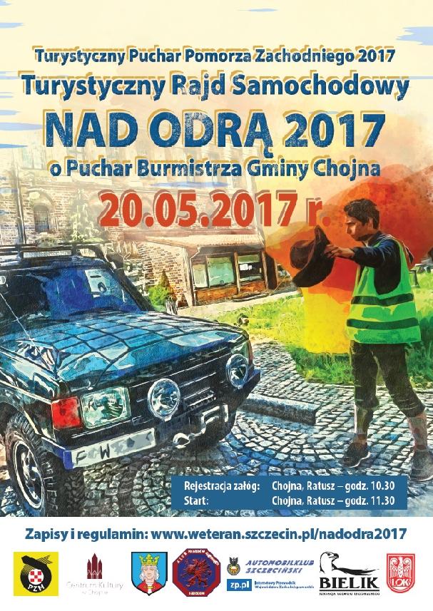 II Turystyczny Rajd Samochodowy Nad Odrą 2017